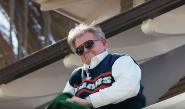 Mike Ditka and Jerry Rice Find Redemption