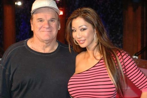 The Best of Pete Rose's Fiance Kiana Kim