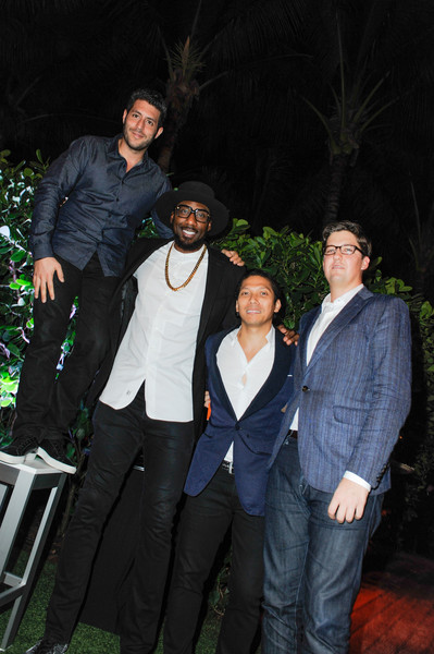 Amare Stoudemire South Beach Soiree