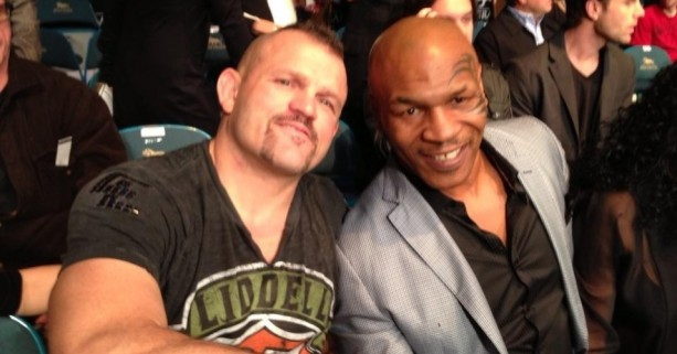The Iceman Thinks he Could Take Iron Mike