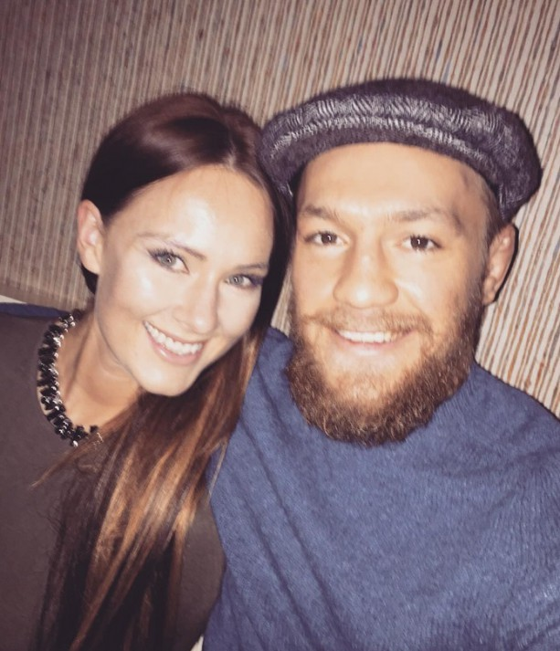 The Best of Conor McGregor's Girlfriend