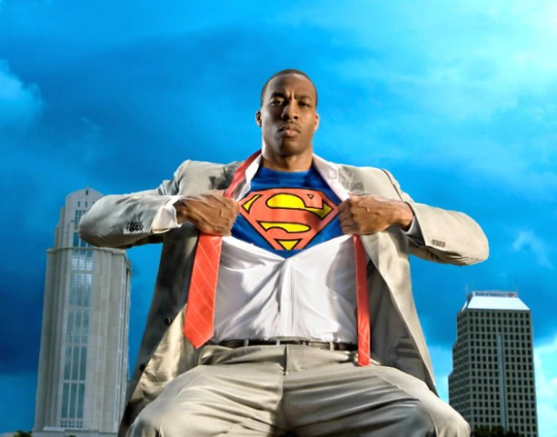 How Awful Dwight Howard Is To Superman Music