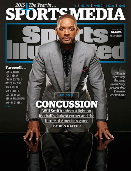 Will Smith Covers Sports Illustrated