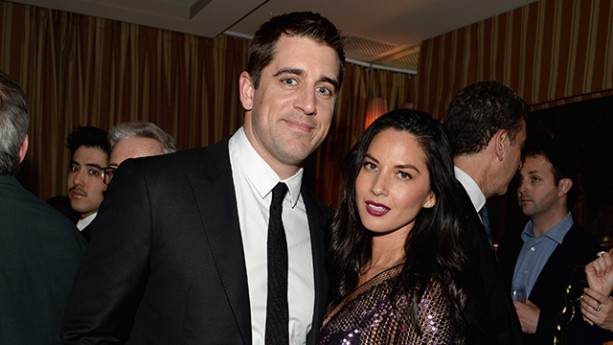 Olivia Munn's Mom Says Aaron Rodgers is a Big Deal