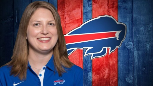 Meet the First Female Coach in the NFL