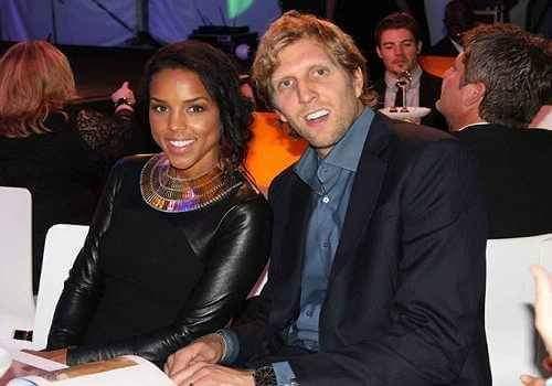 Dirk Nowitzki's Wife Looks Like Cam Newton?
