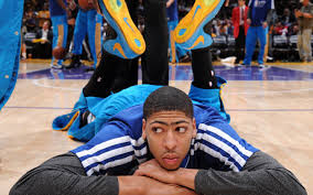 Anthony Davis Gay Pictures Being Shopped