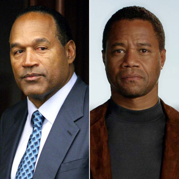 What OJ Simpson Thinks of Cuba Gooding Jr. Playing Him