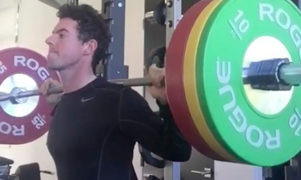 Rory McIlroy Trolls Those Who Say He Lifts Too Much Bro