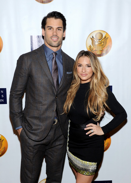 Eric Decker and Wife Keep Up with Their Events