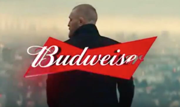 Conor McGregor Budweiser Commercial Banned In Ireland