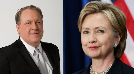 Curt Schilling Wishes Hillary Clinton the Worst