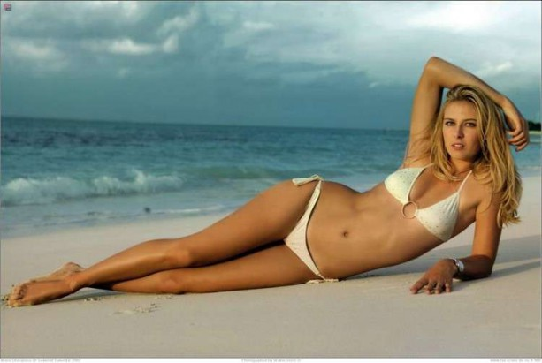 The Sexiest Maria Sharapova Pics Ever