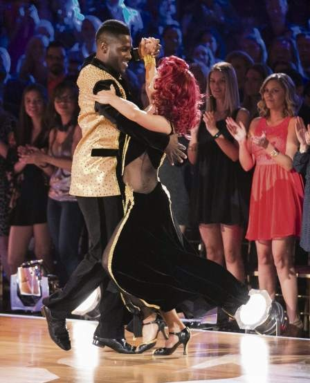 Antonio Brown's Quickstep on DTWS Premiere