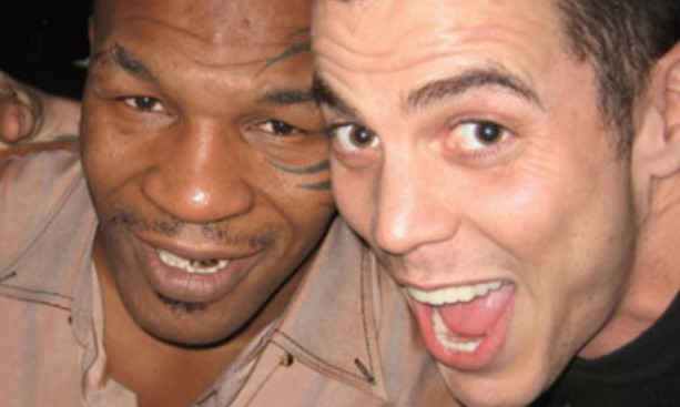 Steve-O Did Cocaine with Mike Tyson