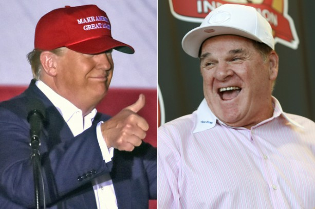Pete Rose to Make America Great Again