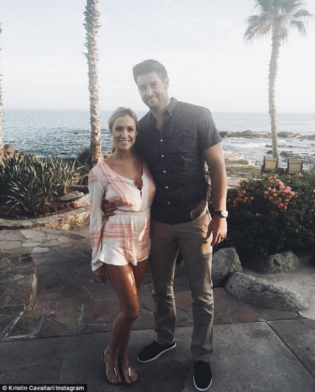Jay Cutler and Kristin Cavallari Enjoying Mexico