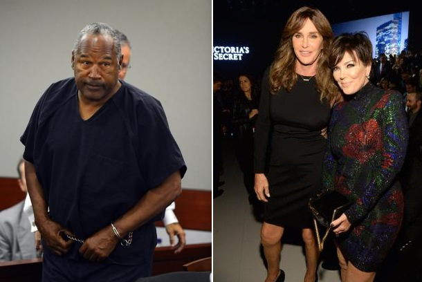 OJ Simpson Wants to Date Kris and Caitlyn Jenner