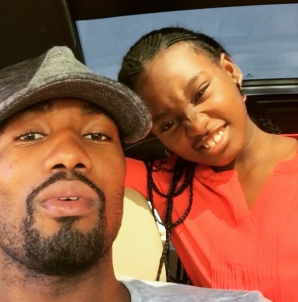 Serge Ibaka Reveals His 10-Year-Old Secret Daughter