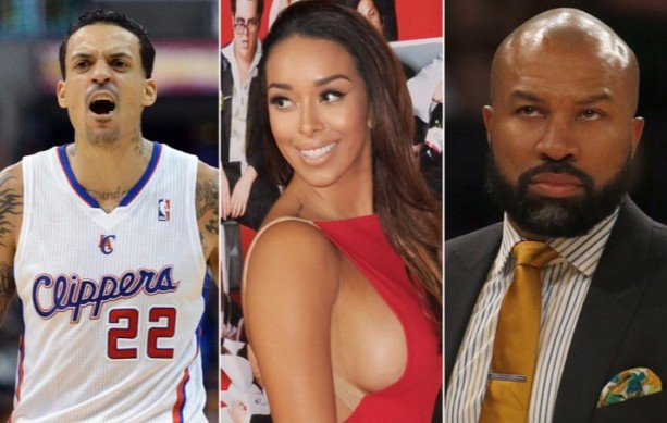 Derek Fisher Threatening Matt Barnes with a Restraining order?