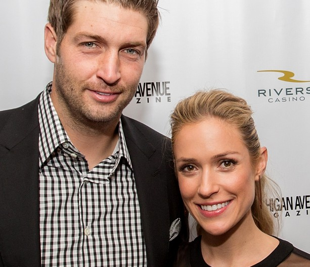 Jay Cutler's Wife Shows Off Her Breast Pump