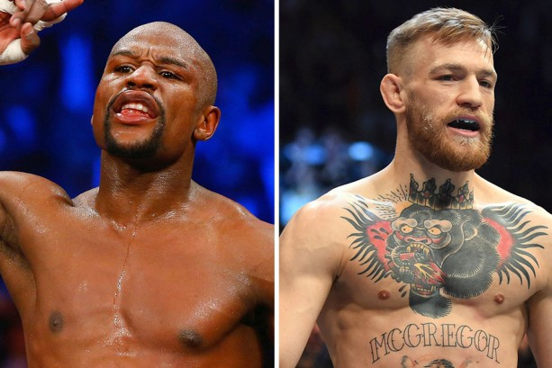 Floyd Mayweather and Conor McGregor to Fight?