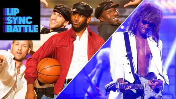 "Snoop Dogg's vs. Chris Paul's ""Candy Girl"" | Lip Sync Battle"