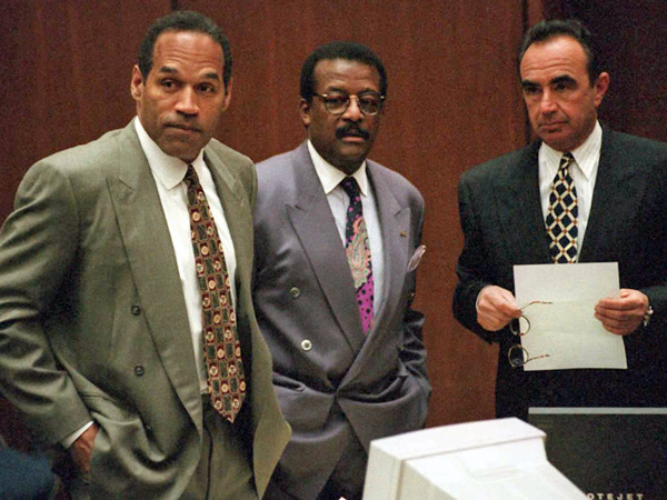 OJ Simpson's Whisper after Acquittal Revealed