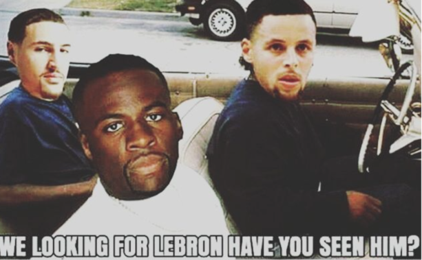 Funny Meme Nba : Lebron james is the best runner up in the history of the nba imgflip