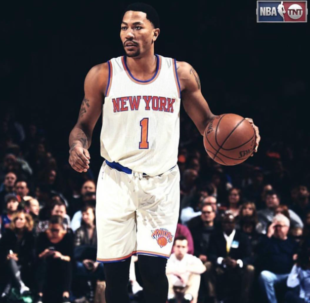 The Interweb Is Going Hard At Derrick Rose