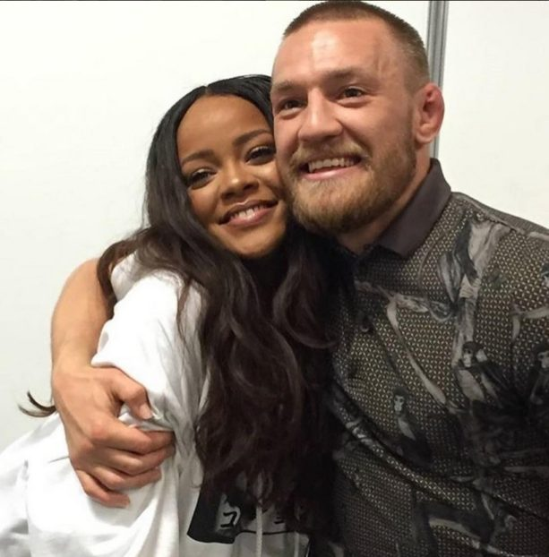 Conor McGregor and Rihanna Hooked Up?
