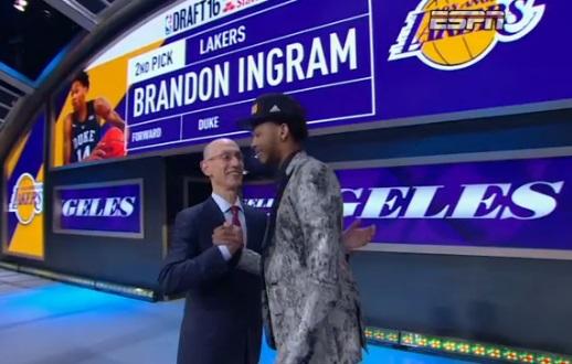 Top fashions of NBA draft