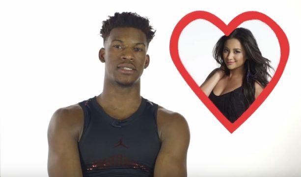 Jimmy Butler Definitely Dating Shay Mitchell