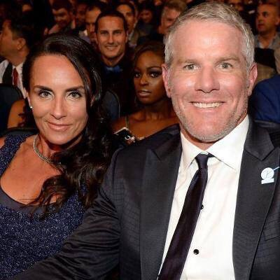 Brett Favre's Wife to Present Him for Hall of Fame