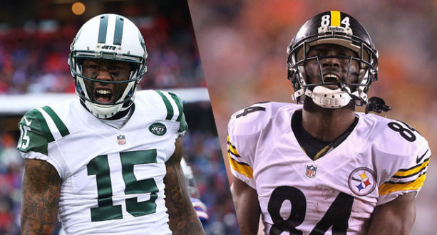 Brandon Marshall Bet Antonio Brown his Porsche for a Rolls Royce
