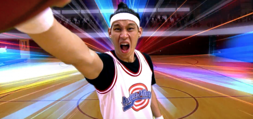 Space Jam 3: Anime Edition Starring Jeremy Lin