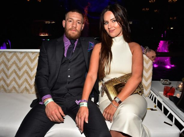 Conor McGregor Party at Intrigue Nightclub in Wynn Las Vegas