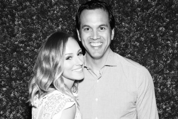 Coach Spo Marries Former Miami Heat Cheerleader