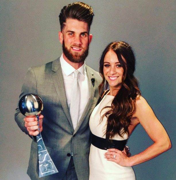 Bryce Harper Gets Engaged For Second Time