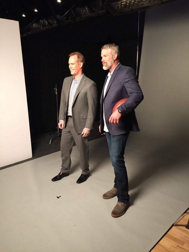 Joe Buck Debuts Season 2 of Undeniable with Brett Favre