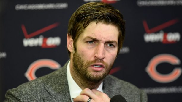Jay Cutler is like the Pretty Girl That Doesn't Wear Makeup?