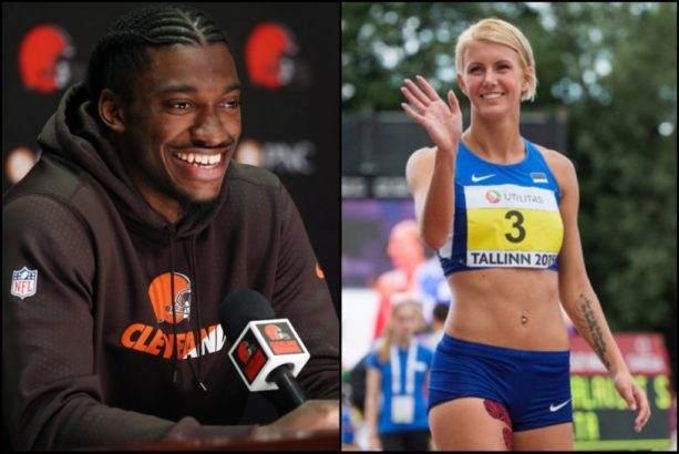 Robert Griffin III Has A New White Girl From FSU