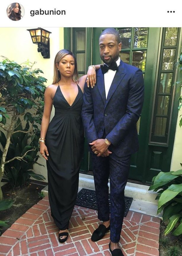 People Confuses Gabby Douglas for D-Wade's Wife