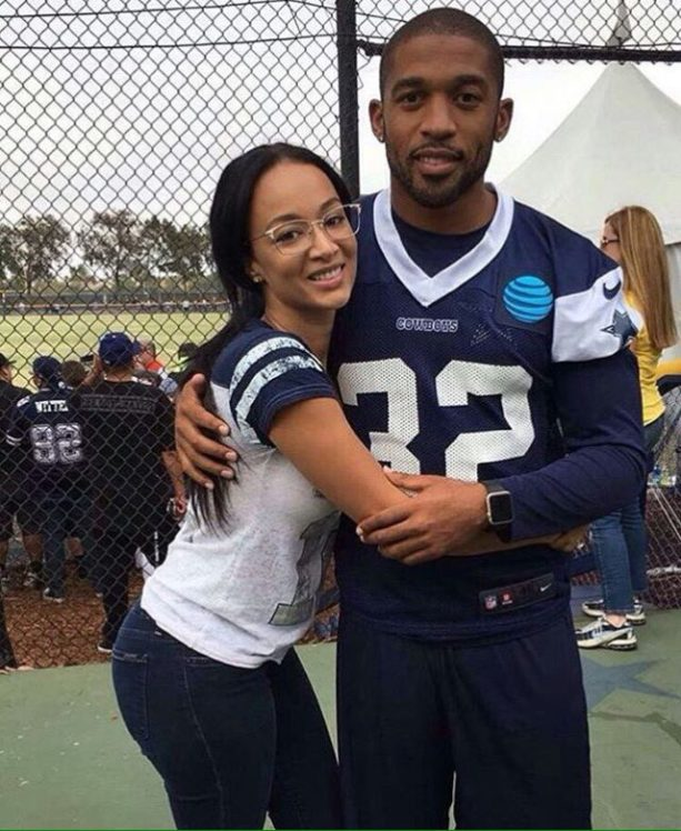 Basketball Wife At Cowboys Camp