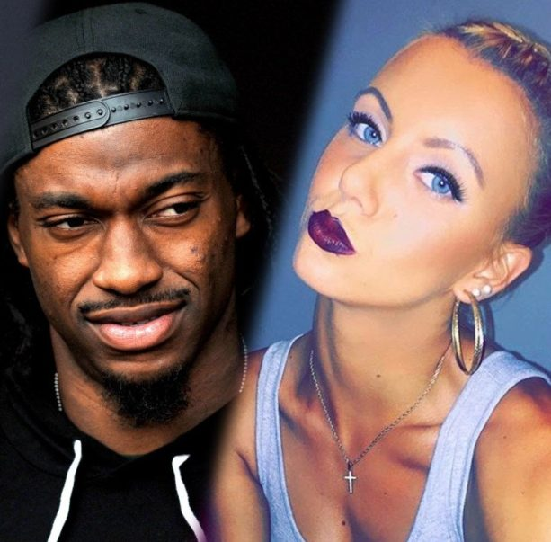 RG3 Spotted with New Girlfriend Shopping