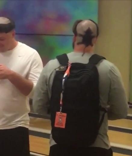 Broncos Rookies Get their Hazing Cuts