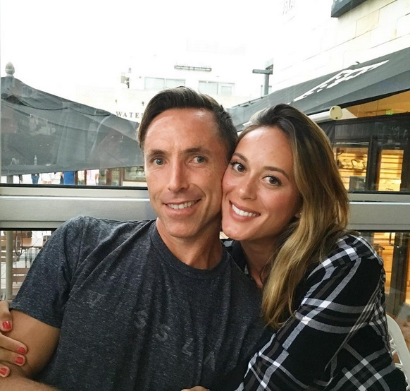 Steve Nash Has A License to Wed