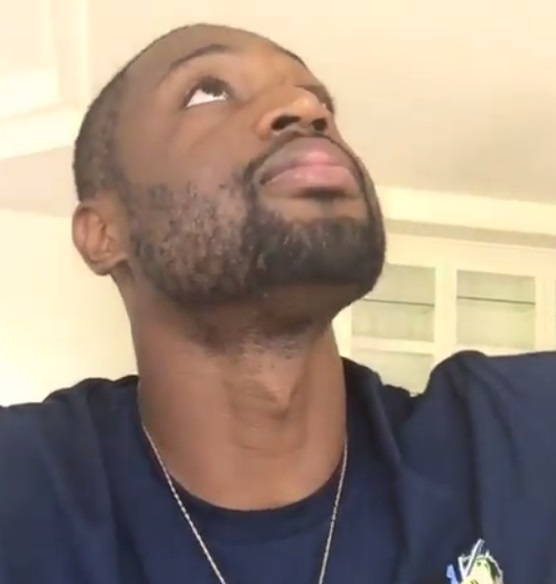 Listen to D-Wade Spits Some Bars