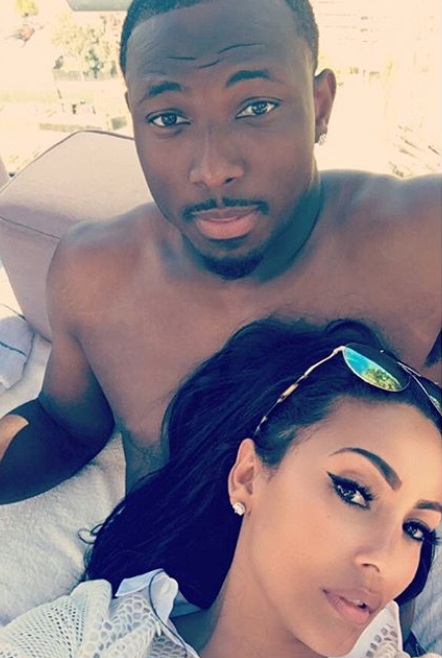 LeSean McCoy and Girlfriend Make it Official