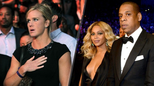 Holly Holm Asked Beyonce What Her Name Was